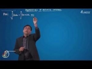 Definite Integration - Properties Of Definite Integral P-IX Video By Plancess