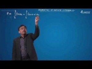 Definite Integration - Properties Of Definite Integral P-X Video By Plancess