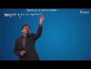 Definite Integration - Properties Of Definite Integral P-XII Video By Plancess
