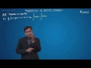Definite Integration - Properties Of Definite Integral P-XVII Video By Plancess