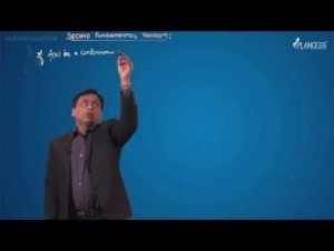 Definite Integration - Second Fundamental Theorem Video By Plancess