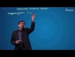 Differential Equations - Homogeneous Differential Equation Video By Plancess