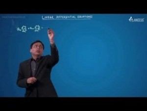 Differential Equations - Linear Differential Equation Video By Plancess