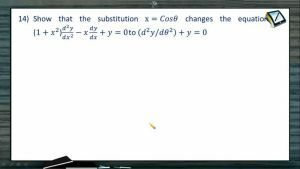 Differentiation - Problems 4 (Session 4)