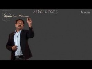 Electric Potntial & Capacitance - Dielectric Medium Video By Plancess
