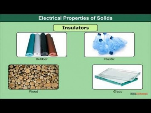 Class 12 Chemistry - Electrical Properties Of Solids Video by MBD Publishers