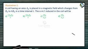 Electro Magnetic Induction - Illustrations (Session 1)