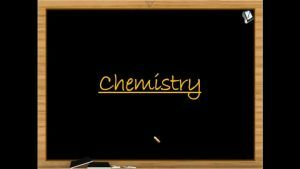 Electrochemistry - Introduction (Session 1)