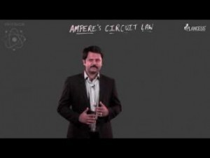Electromagnetic Induction - Amperes Circuit Law Video By Plancess