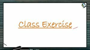 Ellipse - Class Exercise (Session 3)