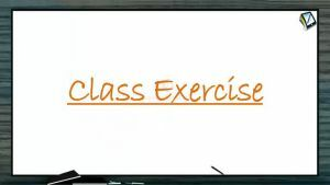 Ellipse - Class Exercise (Session 4)