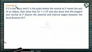 Ellipse - Examples (Session 6)
