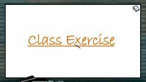 Embryonic Development - Class Exercise (Session 4)