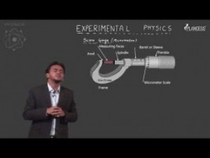 Experimental Physics - Screw Gauge Video By Plancess