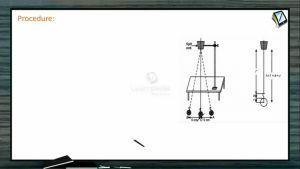 Experimental Physics - Simple Pendulum Procedure (Experiment 3)