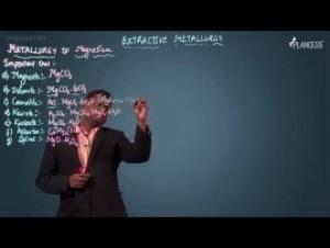 Extractive Metallurgy - Metallurgy Of Magnesium Video By Plancess