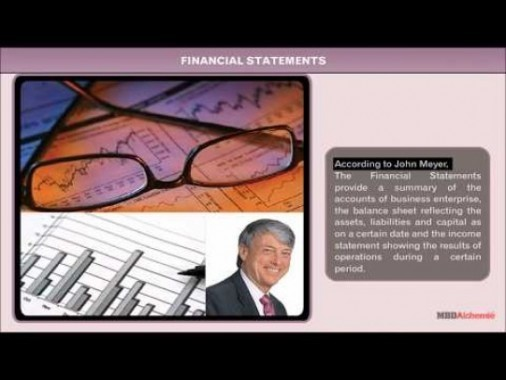 Class 12 Accounts - Financial Statements Of A Company Video by MBD Publishers