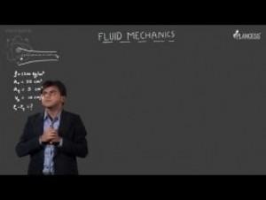 Fluid Mechanics - Application Of Bernoulli Equation Video By Plancess