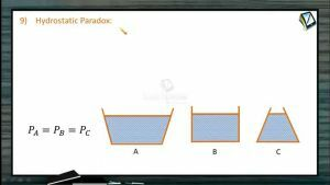 Fluids - Hydrostatic Paradox (Session 1)