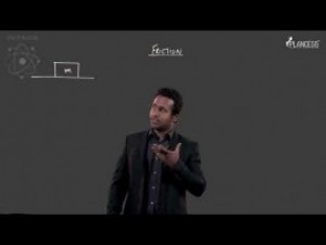 Forces And Laws Of Motion - Friction Video By Plancess