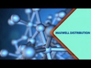 Gaseous State - Maxwell Distribution Video By Plancess