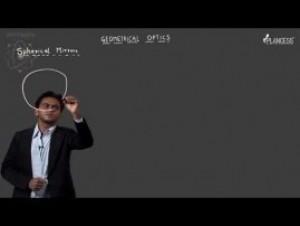 Geometrical Optics - Spherical Mirror-I Video By Plancess