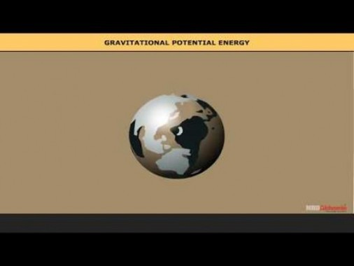 Class 11 Physics - Gravitational Potential Energy Video by MBD Publishers