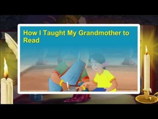 Class 9 English - How I Taught My Grandmother Video by MBD Publishers