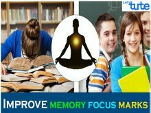 Examination Tips And Strategies - How To Improve Concentration Focus And Memory Power-Meditation Video by Lets Tute