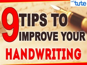Examination Tips And Strategies - How To Improve Handwriting Video by Lets Tute