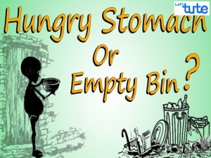 All Class Values To Lead - Hungry Stomach Or An Empty Bin Video by Lets Tute