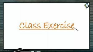 Hyperbola - Class Exercise (Session 1 & 2)