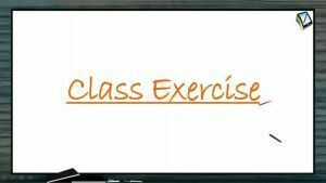 Hyperbola - Class Exercise (Session 3)