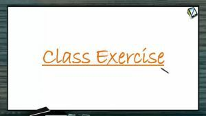 Hyperbola - Class Exercise (Session 7)