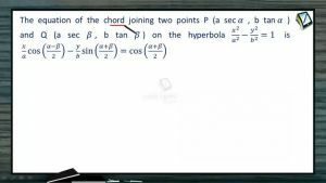 Hyperbola - Position Of A Point With Respect To Hyperbola (Session 3)