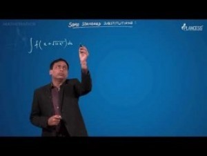 Indefinite Integration - Some Standard Substitution-III Video By Plancess