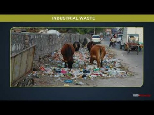 Class 11 Chemistry - Industrial Wastes Video by MBD Publishers