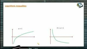 Inequalities And Logarithms - Logarithmic Inequalities (Session 3)