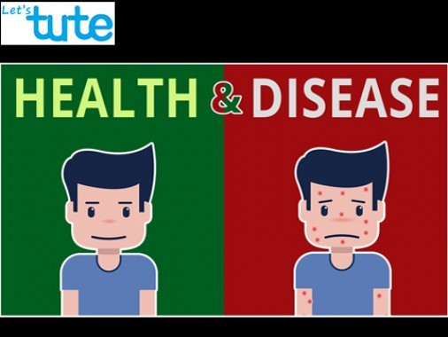 Class 9 Science - Introduction To Human Health And Disease Video by Let's tute