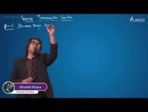 Inverse Trigonometric Functions - Properties Of Inverse Trigonometric Functions Video By Plancess