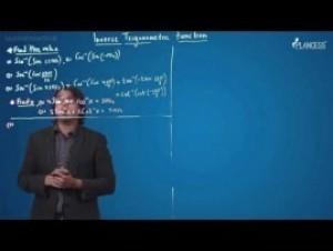 Inverse Trigonometric Functions - Questions-I Video By Plancess