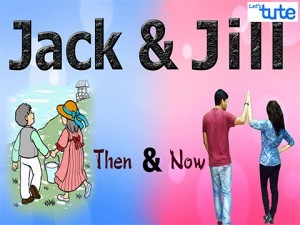 All Class Values To Lead - Jack And Jill Then And Now Video by Lets Tute
