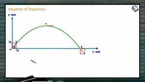 Kinematics - Equation Of Trajectory (Session 13 14 & 15)