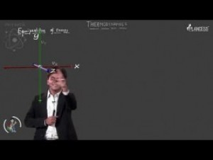Kinetic Theory Of Gases & Thermodynamics - Equipartition Of Energy Video By Plancess
