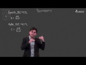 Kinetic Theory Of Gases & Thermodynamics - Heat Capacity-I Video By Plancess