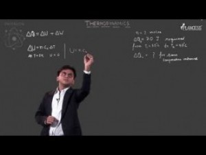 Kinetic Theory Of Gases & Thermodynamics - Heat Capacity-II Video By Plancess
