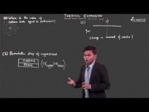 Kinetic Theory Of Gases & Thermodynamics - Thermal Expansion Illustration Video By Plancess