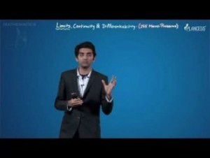 Limits Continuity And Differentiability - JEE Mains Problem-I Video By Plancess