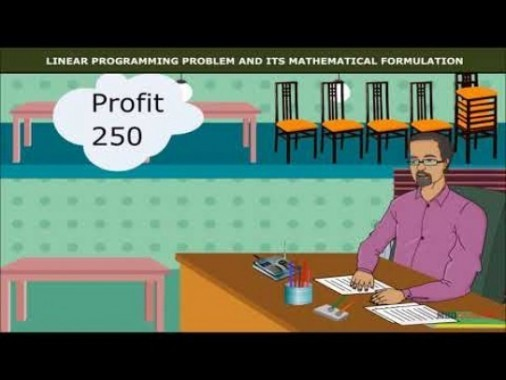 Class 12 Maths - Linear Programming Problem And Its Mathematical Formulation Video by MBD Publishers