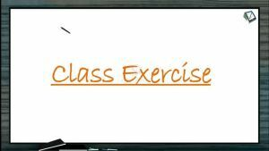 Locomotion And Movement - Class Exercise (Session 5)